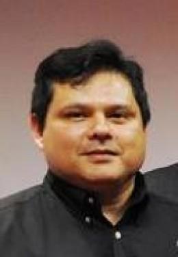 Daniel Rodriguez, former board member and Ali.