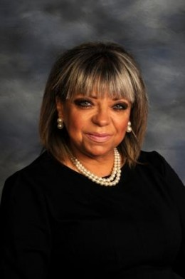 Alma Rosa Guzman, former board member.