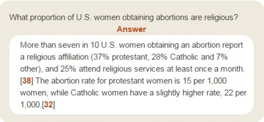 Source: http://www.guttmacher.org/in-the-know/characteristics.html