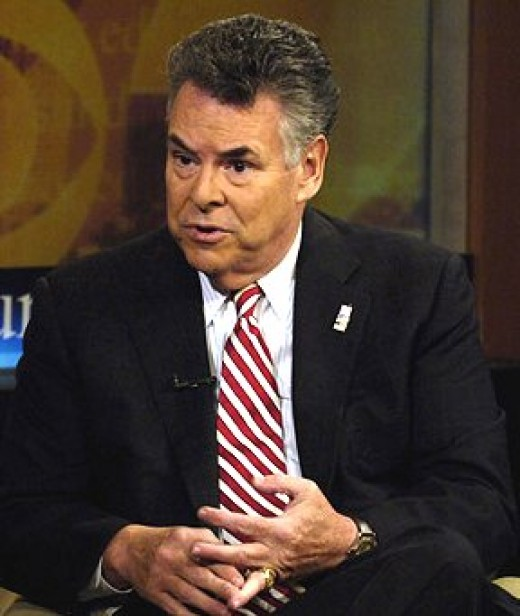 Republican Peter King Wants To Make It Harder For Terrorists To Get Guns