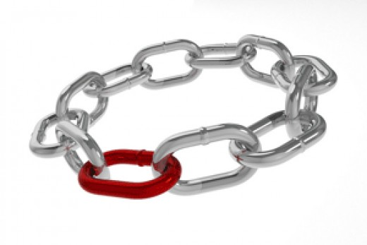 A simple link chain is never enough
