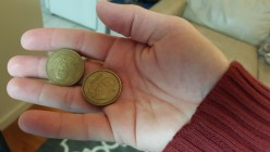 Magic Trick: Teleporting Coin