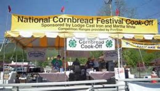 National Cornbread Festival