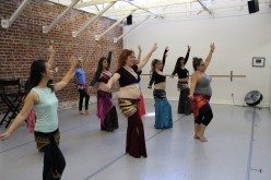 Your First Belly Dance Workshop