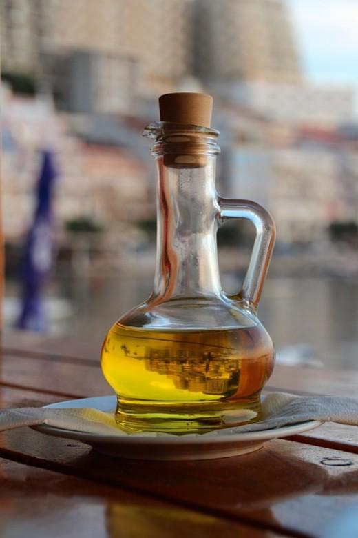 Olive Oil Softens My Dry Skin
