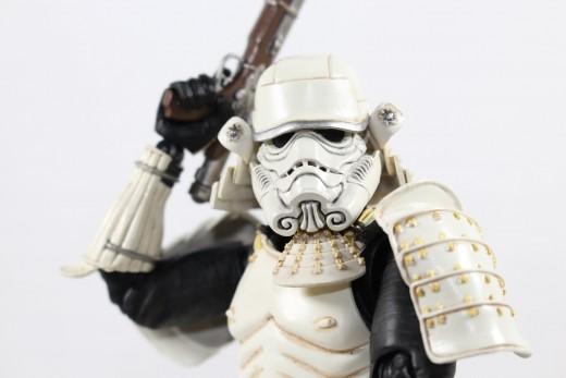 Samurai Storm Trooper