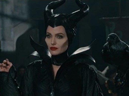 Disney's Maleficent costume is a fabulous women's and girl's Halloween costume idea