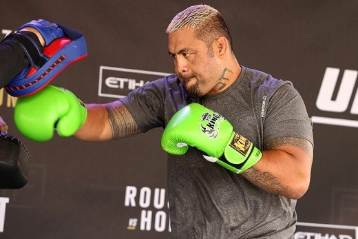 Mark Hunt. Photo: Dave Mandel/Sherdog.com