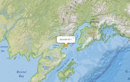 This area of Southern Alaska was jolted by a 7.1 magnitude earthquake on January 24, 2016. Is the Cascadia Subduction Zone waking up?