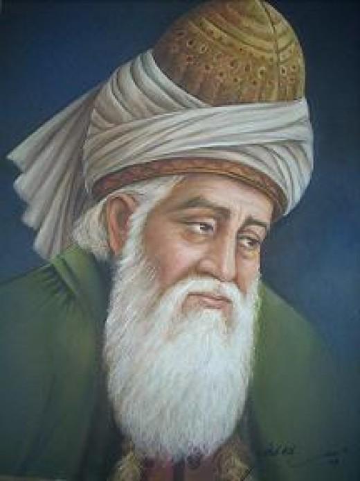 Jalal Uddin Mohammed Rumi