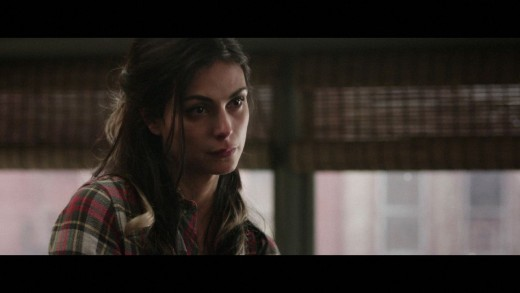 Morena Baccarin as Vanessa, the leading female