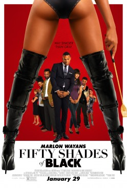 Movie Review: Fifty Shades of Black