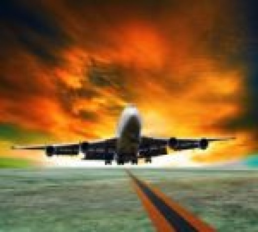 Airplane travel with a child needs some information