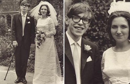 Dr. Hawking and Jane