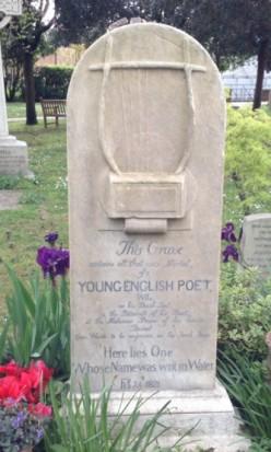 Keats' Tomb