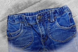 Tight jeans can look real good, but........
