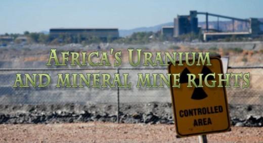 Africa's Uranium Mining Rights