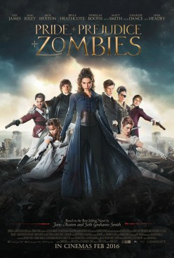 Zombies take a big bite out of Pride and Prejudice