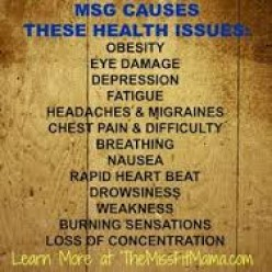 The Dangers of MSG and Aspartame in Your Food