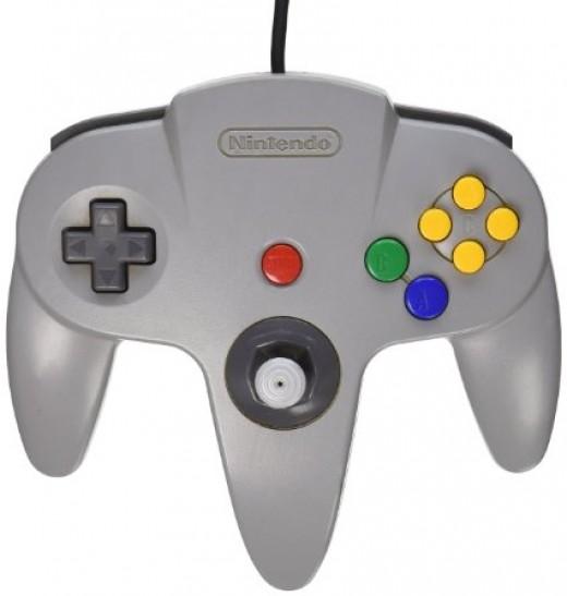The Nintendo 64 was designed around Super Mario 64.