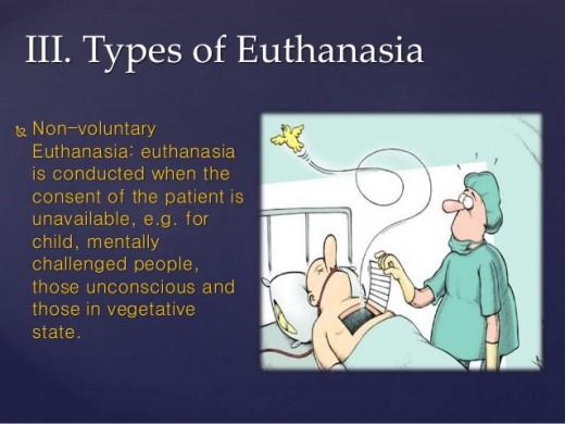 Types of Euthanasia explained