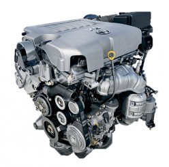 8th Gen Corolla 2GR-FE V6 Swap