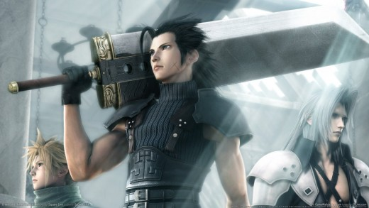 From Final Fantasy VII - Crisis Core