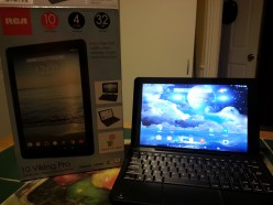 Product Review , RCA 10 Viking Pro Tablet
