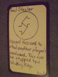 Custom Card Ideas: Soulstealer