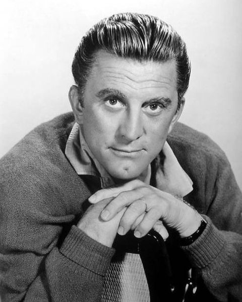 Kirk Douglas movies are still a big hit with viewers today.  Perhaps his most iconic role was played the lead in 1960's Spartacus which won five Academy Awards.