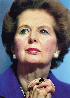 Will Historians When They Look Back On The Cameron Government Say Some Aspects Were Worse Than Mrs Thatcher.