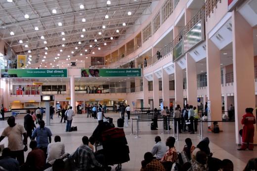 Muritala Muhammed International Airport (MM2)