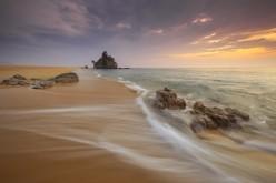 Make More Dramatic Beach photography