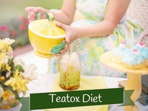 Learn more about teatox diet