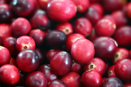 Cranberries fight infecton