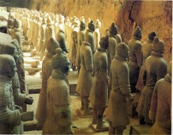 The Terra Cotta Warriors Of Xi'an - Is There A Curse?