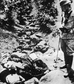 Persecution Toward the Holocaust