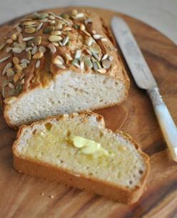 Paleo Bread or Gluten-Free Bread Recipe