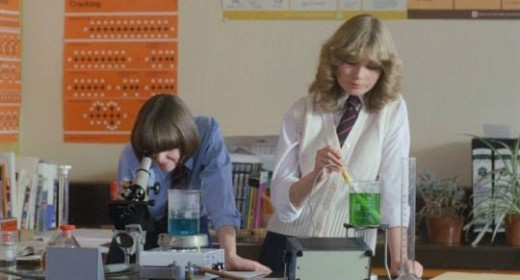 It's refreshing to see British schools in the movies instead of their glamorous Hollywood equivalents