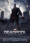 "Movie Review: Deadpool (2016): ""Time to be a F@#%^# Superhero"""