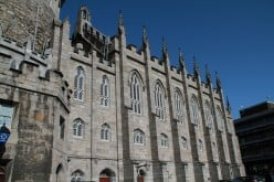 Visiting Dublin Castle