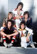 Scottish Rock Band the Bay City Rollers