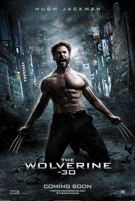 "Poster for ""The Wolverine"""