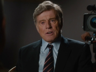 Redford as Rather