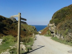 A life in Cornwall:Tintagel