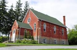 Locust Hill United Church - Markham, Ontario, Canada.