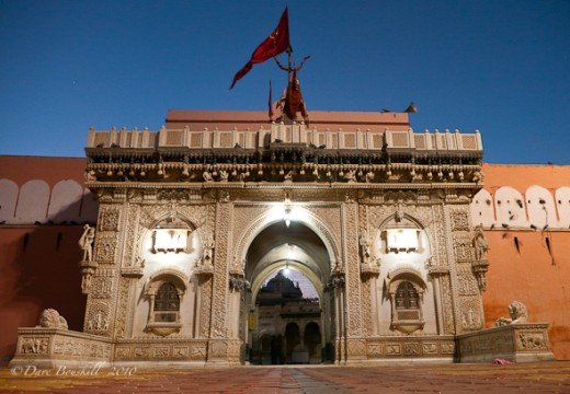 Karni Mata Temple, Rajasthan - Rat Temple