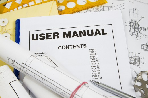 User manuals should be written correctly to provide exhaustive information about products