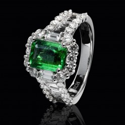 Emerald Cut Diamond Rings Essentials