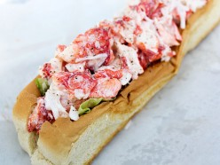 Simple Lobster Roll and Shrimp Roll Recipe